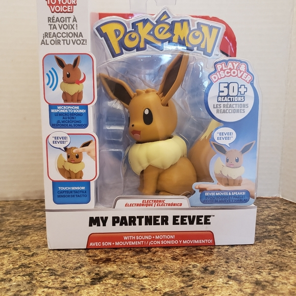 Pokemon play and discover